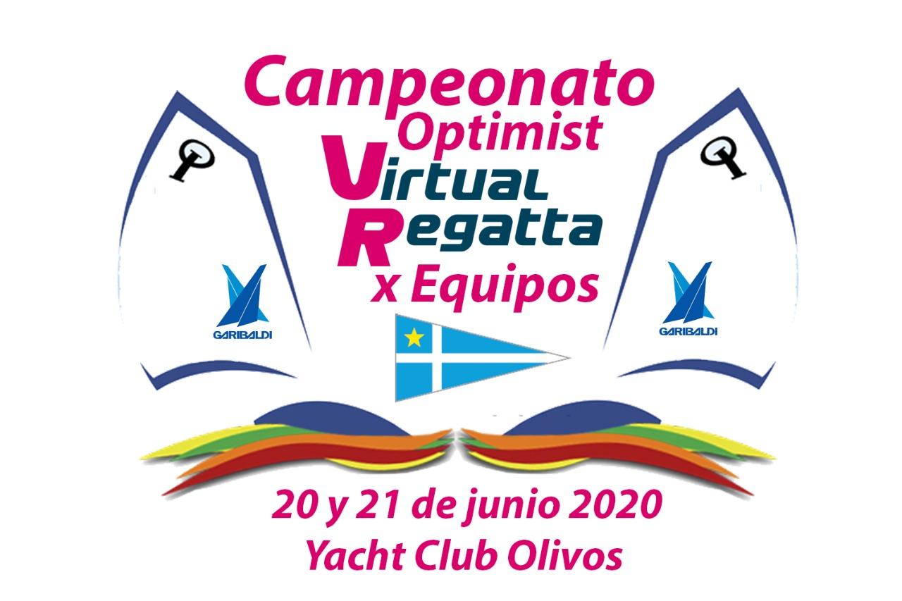 Campeonato VR YCO, OPTIMIST Por Equipos