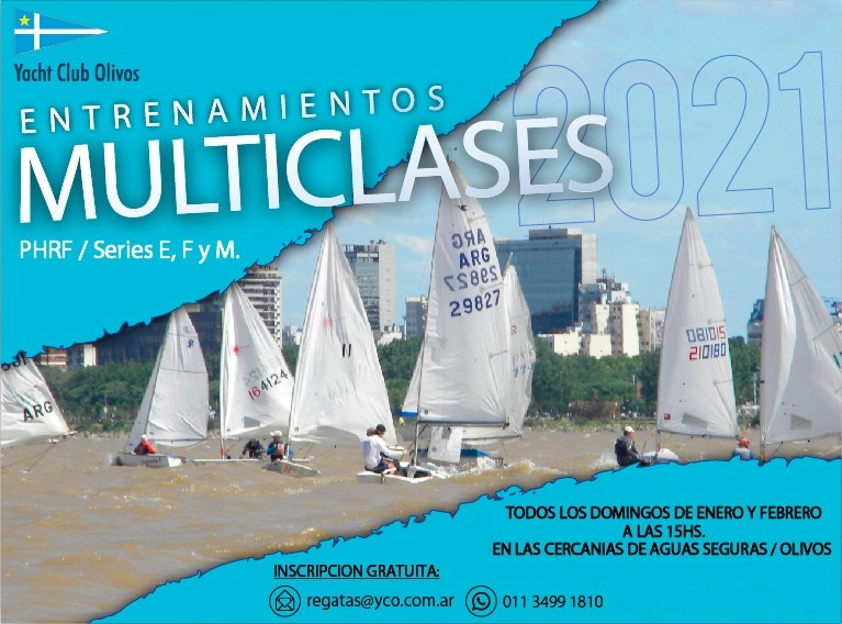 Multiclases De Verano 2021
