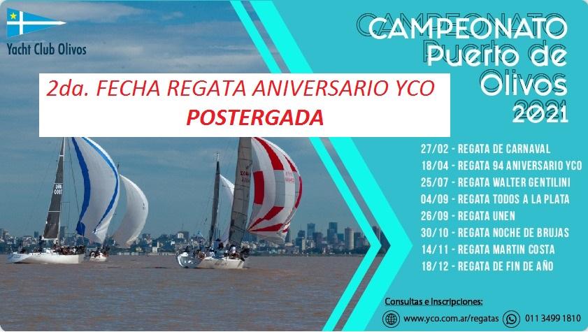 Campeonato Puerto De Olivos 2021