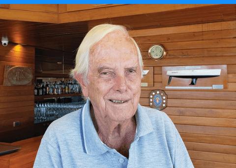 Despedida A Charly Vilar Castex, El Primer Campeó Mundial De La Vela Argentina.
