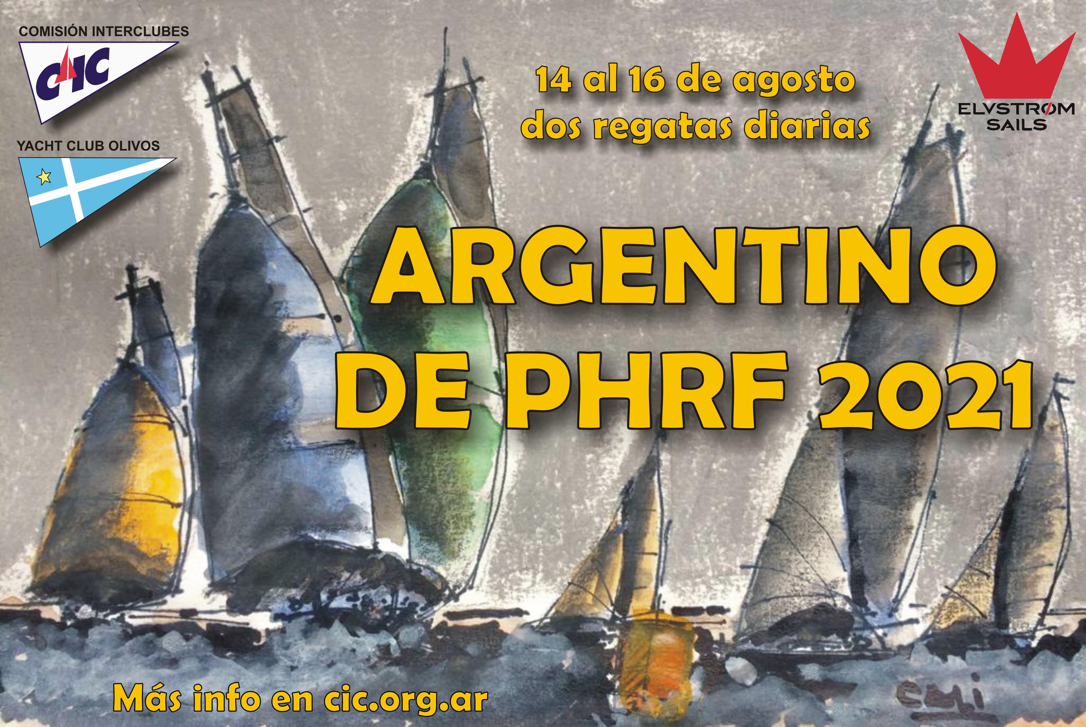 Argentino PHRF 2021