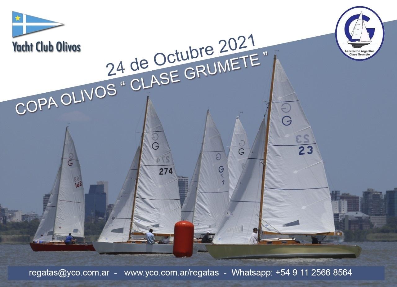 COPA OLIVOS 2021 CLASE GRUMETE