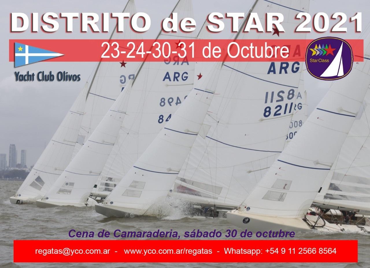 DISTRITO XVIII STAR 2021